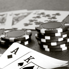 Poker jeden Dienstag im Copthorne Hotel
