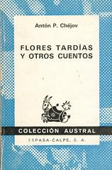 Antón P. Chejov, Flores Tardias y otros cuentos