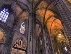 Inside the Seville Cathedral - by /ivan