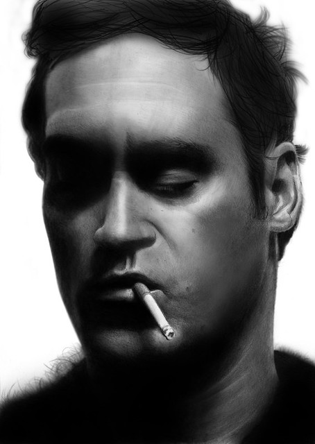 Joaquin Phoenix by Made in the Dark