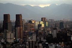 Distant_Buildings (KoehlerColor) Tags: mexico nikon mexicocity ciudaddemexico mexicodf nikond200 capturenx nikoncapturenx