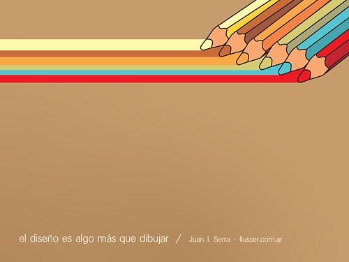 El diseño es más by Juani Serra.