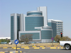 Gaborone Botswana (Makgobokgobo) Tags: africa architecture landscape gaborone botswana adayonearth adoe adoe2