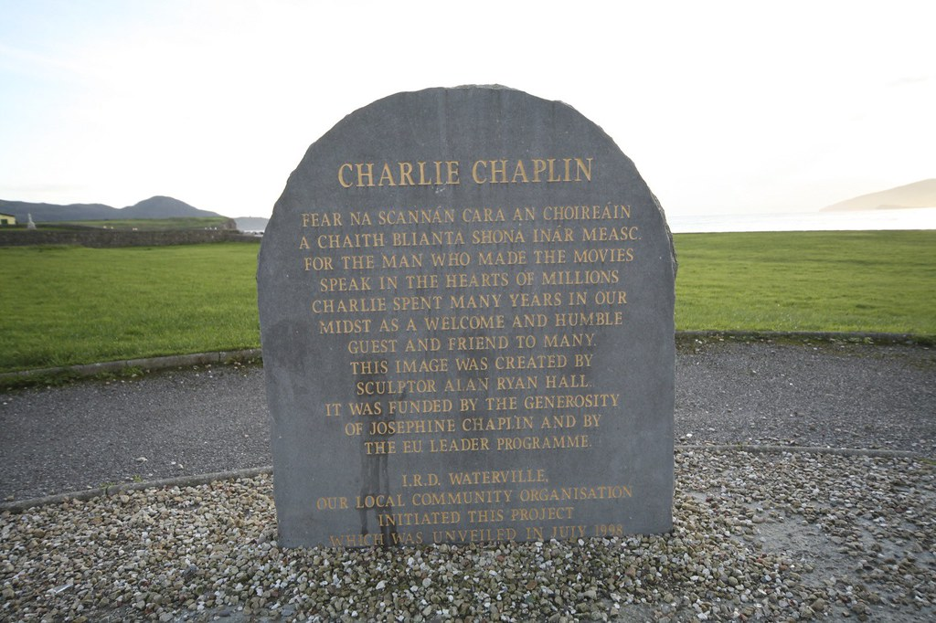 IN MEMORY OF CHARLIE