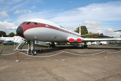DeHavilland Comet (Boxley) Tags: airplane aircraft jet 2006 aeroplane duxford comet cambridgeshire airliner dehavilland imperialwarmuseum