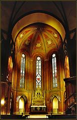 060319 st.johannis-altar (pallasathena) Tags: licht hamburg kirche altar dri gotik bogen stjohannis
