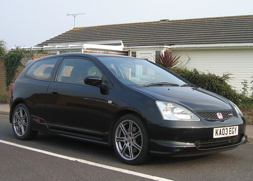 Superb 2003 Honda Civic Type R