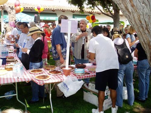 Judging - Malibu Pie Festival