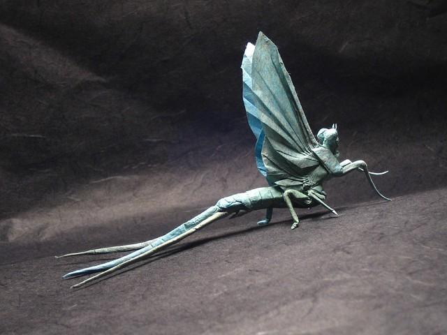 Mayfly Origami (v.2)