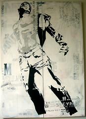 no vôo (luc/SA  ..... [lucas simões]) Tags: street art sketch grafitti arte drawing contemporaryart dirty rua desenho sujo croquis contemporâneo nanquim schizzi chinaink
