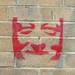 Clinton stencil
