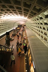 Metro at Foggy Bottom, Washington (Bill in DC) Tags: 2005 washingtondc metro eos20d foggybottom abigfave