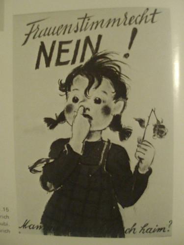 1959: frauenstimmrecht nein!