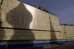 Saint Basil's Cathedral Shadow (ptitov) Tags: shadow saint cathedral russia moscow basil