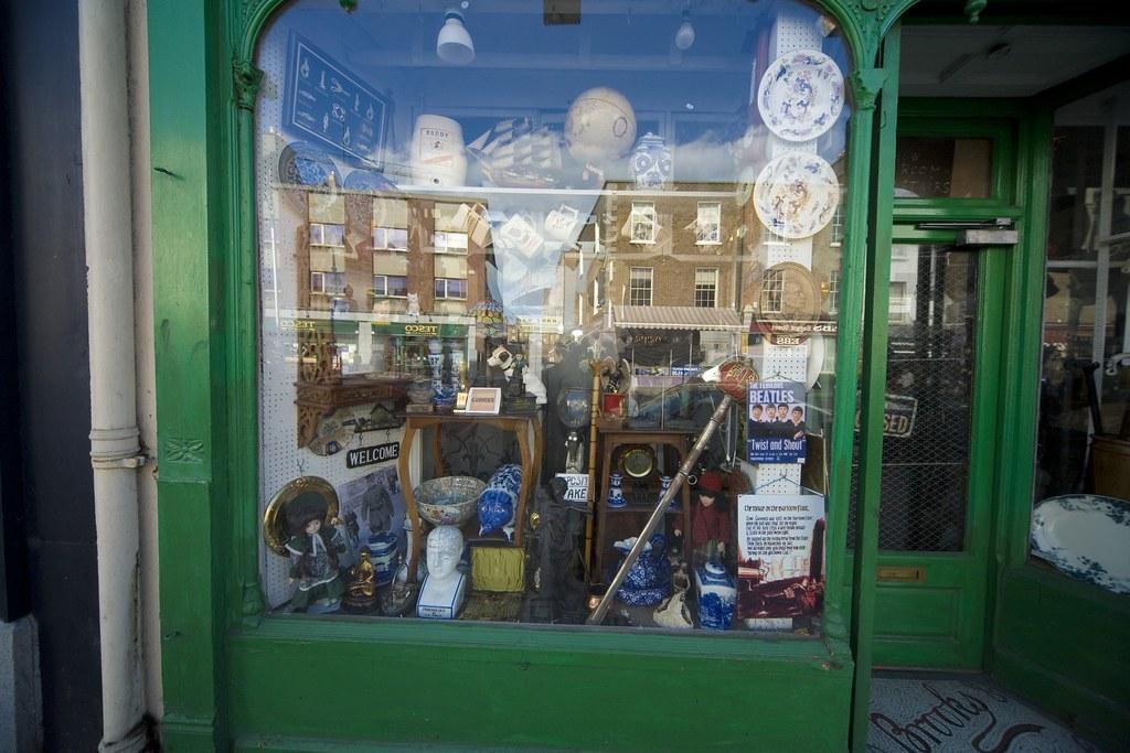 Dublin Junk Shop