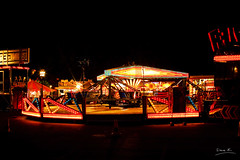 fun fair (agtwo) Tags: uk night reading d70 nikond70 sigma timeexposure berkshire funfair sigma30mm hillsmeadow