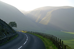 Winding road (Kenny Muir) Tags: road scotland scenery pass hills valley dumfries galloway dalveen thornhill abigfave p1f1