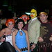 Wilma Flintstone, Betty Rubble and Burt and Ernie