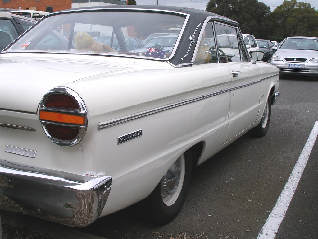 Ford XP Falcon hardtop