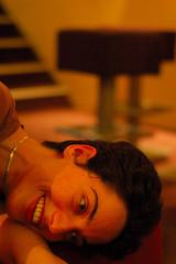 Ana (Knrad) Tags: portrait smile ana dof bokeh sydney sorriso flickrmeeting sydneyphotobloggers vucko1000 corradogiulietti