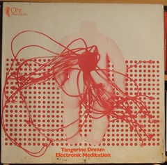 Tangerine Dream - Electronic Meditation (dereck von) Tags: records vinyl tangerinedream