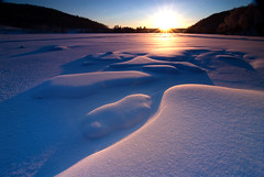 Winter's Coming (Peter Bowers) Tags: winter lake snow ontario canada cold ice nature water landscape photo bravo frost natural outdoor frosty naturalbeauty eaglelake peterbowers outdoorphotography peterbowersphotography nikonstunninggallery abigfave thebestofday gnneniyisi