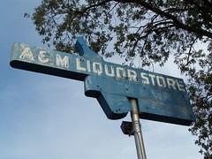 20061110 A & M Liquor Store