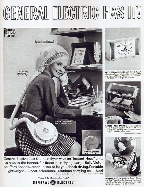 General Electric ad, 1966