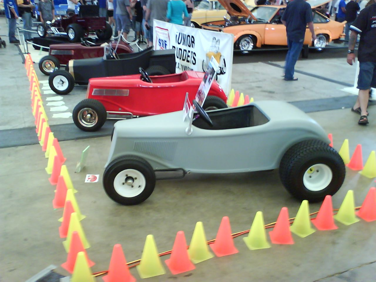 Racing Lawn Mower For Sale >> Projects - Mini Rod | The H.A.M.B.