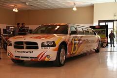Dodge charger limo (ZekaG) Tags: limo carshow newcars coolcar coolcars moderncars sacramentoautoshow dodgechargerlimo chargerlimo racinglimo sacramentolimo 13limo dodgelimo