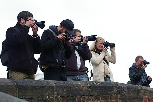 the paparazzi of Brum