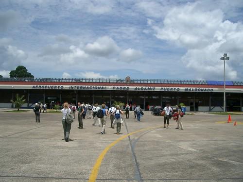 The Padre Aldamiz International Airport