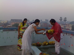 Morning white (the_nayans) Tags: chhath