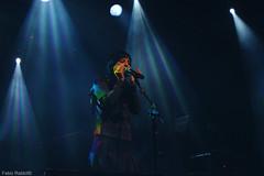 Fernanda Takai (Fabiz Rabbit) Tags: show blue music rock nine takai patofu fabiz sapiranga