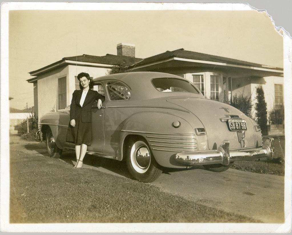 1942 Chrysler - Bonnie Blinked