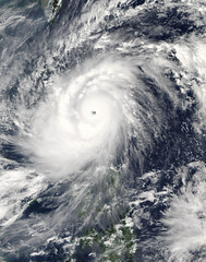 Released to Public: Super Typhoon Cimaron Image by Jeff Schmaltz, MODIS Rapid Response Team, Goddard Space Flight Center (NASA)