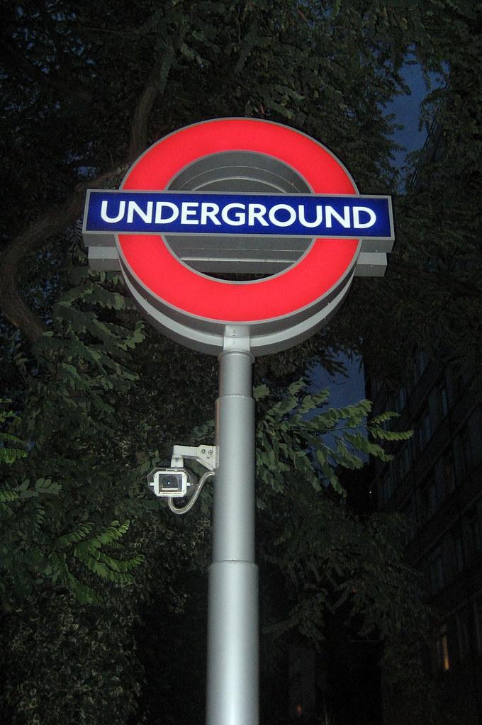 London - UK: Underground