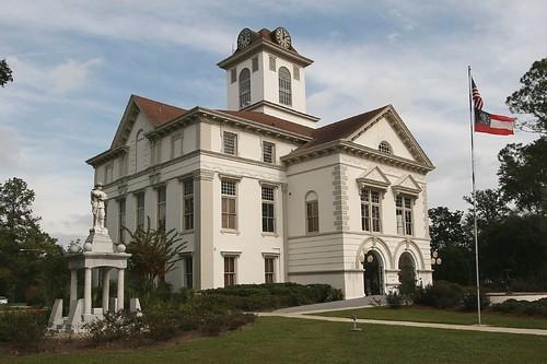 Brooks County Courthouse, GA
