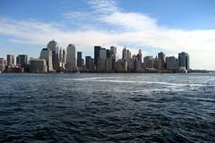 NJ - Jersey City - Downtown NYC Skyline (wallyg) Tags: nyc newyorkcity ny newyork skyline river newjersey jerseycity europe downtown nj jersey jc hudsonriver hudsoncounty