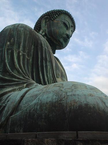 鎌倉の大仏さん