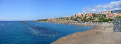 El Duque Beach no. 1 (bea2108) Tags: autostitch panorama beach kanaren tenerife canaryislands costaadeje elduquebeach