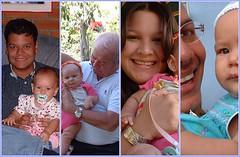 Mosaico Maria Karina Bebe (elbuzojj) Tags: baby ferrer mariakarina