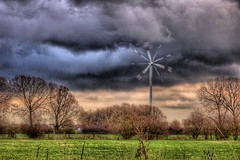 HDR windmill Germany 2006 (Photo Boet) Tags: windmill germany hdr boet emmerich 3xp photomatix hdrboet