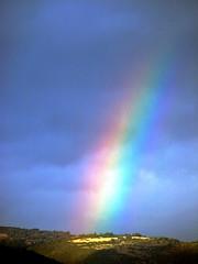 Arc-en-ciel (jeanmichelchuiche) Tags: sky france nature landscape rainbow arcenciel hérault