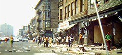 Newark Riots 1967 (Videoal) Tags: newjersey interestingness essexcounty destruction protest injury police anger explore nationalguard 1967 violence afroamerican shooting newark canonae1 unrest fires riots blackhistory 35mmslide upheaval looting reprisal newarknj newarkriots newark1967