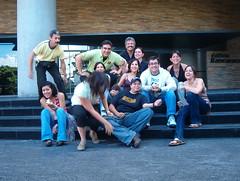 1er. encuentro flickero en Caracas (Cirofono) Tags: miguel penelope caracas carolina hugo beatriz ciro katty rorro rufino al simonelli ccs1