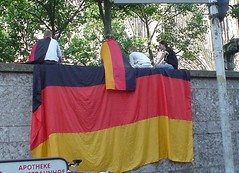Football fans 1. Bild: CC: celesteh/FlickR