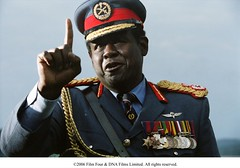 Forest Whitaker as Idi Amin. (foxsearchlightphotos) Tags: foxsearchlight lastkingofscotland