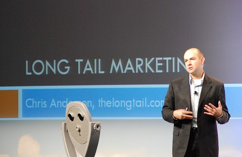 Mplanet - The New Economy: Long Tail vs 80/20 - Chris Anderson
