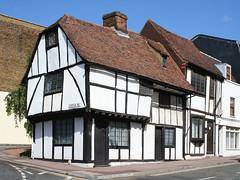 Tudor Maidstone (Photo Paul) Tags: old uk england kent timber tudor historic oldbuilding maidstone timberframed